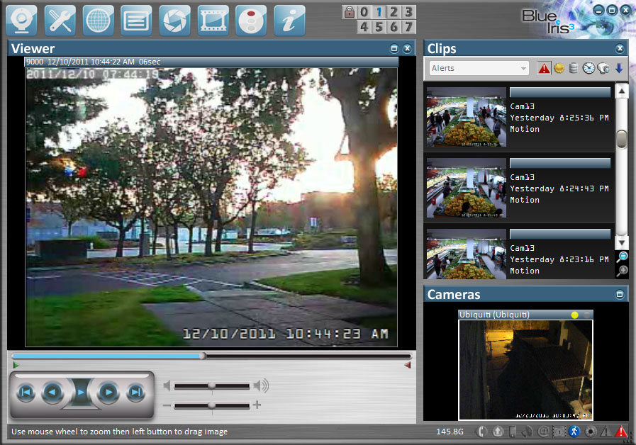 free security cam software
