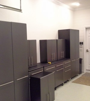Assembled Storage Cabinets
