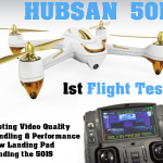 HUBSAN 501S Drone:  Review